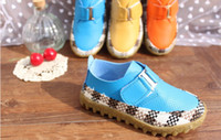 Wholesale 10 off Chic new arrivel Drop ship kids casual shoes children belt buckle baby shoes yards boy shoes baby wear pairs TP