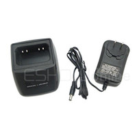 Wholesale Battery Charger for ICOM V Radio IC V85 F50 V V V M M Walkie talkie J0129A Fshow
