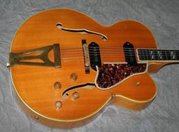 Vente en gros - 2013 chaude haute qualité nouveau style 6 cordes guitares électriques 400 CESN, Blonde, Super rare et de luxe (# GAT0230) à partir de guitares à cordes de super fabricateur
