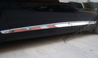 Wholesale KIA Optima K5 High quality ABS Chrome body side moldings side door decoration
