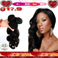 natural human hair weave for sale here - DHgate.com