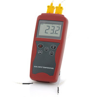 Wholesale Digital Type K Thermometer C or F Dual Temperature Reading