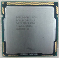 Wholesale Intel Core i3 Cpu GHz M Cache Dual Core Processor LGA1156 nm W Compatible DDR3