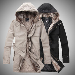 Wholesale Autumn and winter thermal winter plus cotton jacket large fur collar with a hood cotton jacket and wholesales