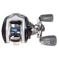 Cheap Spinning Fishing Reels 8 Ball Bearings High Speed Baitcasting Reel Right Handed Tackle