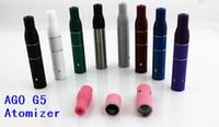 Electronic Cigarette Set Series  Ago G5 Atomizer Dry Herb Vaporizer Herbal Smoke Vapor 510 Thread for e cig Ago Atomizer for Cut tobcco Liquid Vape