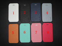 Wholesale New Arrival SGP Flip Wallet Denim Jeans Cloth Leather Case Cover For iphone S S with retail box waitingyou