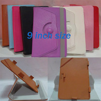 Cheap Folding Folio Case Tablet 9 inch folio case Best 9 inch universal universal 9 inch case