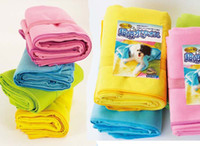 Wholesale 31 x Pet Bath Towel Absorbent Drying Clean Towel Synthetic For Dog Cat Puppy
