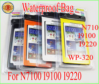 Hot Sale 6 Color WP- 320 8m Mobile Phone Waterproof Bag for S...