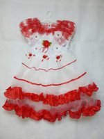 Cheap 2014 News Hot sale!!! Summer lovely girls dress style Baby & Kids Clothing Children's Dress 12pcs lot