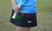 Wholesale free ship high quality original VS lady badminton shorts pants badminton jersey culottes badminton sportswear