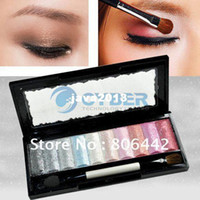 Wholesale Colors New Baked Eye Shadow Eyeshadow Glitter Pro Makeup Cosmetics Palette