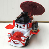 Wholesale Brand New Scale Pixar Cars Toys TOKYO Geisha Mater Truck Diecast Metal Car Toy For Children Loose In Stock