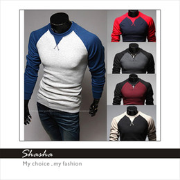 Wholesale Retail Men s Fashion Clothes Boy s Cotton T shirts Man s Spring Clothes Boys Sport Clothing Man Male Casual Apparel One