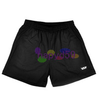 Wholesale free ship new high quality original VS man badminton shorts pants badminton jersey badminton sportswear