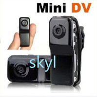 Wholesale DHL Free High Quality mini dv80 Mini camera Pocket Sport Helmet Camera