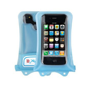 WP- i10 Waterproof Bag with & Wrist Strap for Apple iPhon...