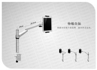 Wholesale Universal Adjustable Tablet PC Floor Stand Laptop Holder For IPAD Tablet Laptop