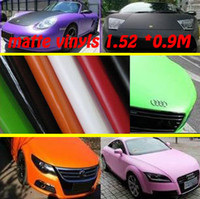Wholesale 3pcs x30cm Matte Vinyl Wrap Car Auto Fibre Sticker Vinyl Sheet car styling For Cruze Chevrolet Motorcycle Mobile Laptop