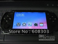 Wholesale handheld game player Yinglips G86 handheld game console camera mp5 ebook mp3 gift