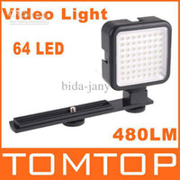 Wholesale YONGNUO SYD LED Vedio Photo Light for DSLR Camera Film K LM Adjustable Brightness