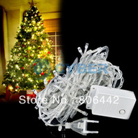 Wholesale 10M LED White String Lights Decoration Light for Christmas Party TK0040