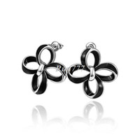 Wholesale Mix Min Order is USD15 Top Quality Designer K Gold Plated Flower Stud Earrings for Women Earring KGP E569