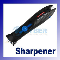 Wholesale shark sharpens knife sharpener tools blade for samurai dropshipping