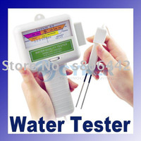 Wholesale Swimming Pool Water CL2 PH Tester Meter