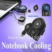 Wholesale Notebook Laptop Mini Vacuum USB Case Cooler Cooling Fan