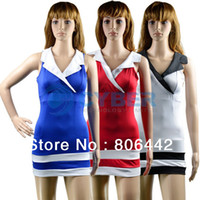 Wholesale 2014 New Women Ladies Sexy Party Deep V neck Mini Clubbing Dress Party Nightclub Easter Clubwear G string