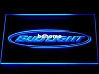 Wholesale 001 b Bud Light Beer Bar Pub Club NR Neon Light Signs
