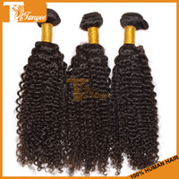 Wholesale Cheap Indian Curly Virgin Hair Extensions Unprocessed Human Hair Kinky Curly Weave Indian Remy Hair Weft Can Dye