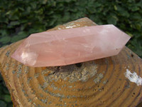 Wholesale 40g natural rose quartz crystal point Promotions