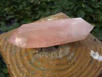 Wholesale 40g natural rose quartz crystal point Promotions