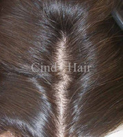 Wholesale Fashion Style Virgin Indian Hair Silk Top Full Lace Wig Straight Wave Real Human Hair Various Texture CHW005