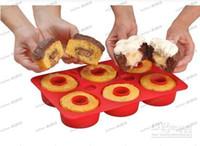 baking secrets - LLFA4404 Cupcake Secret Cupcake Maker Non Stick Silicone Baking Pan