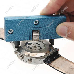 Wholesale S5Q Watch Adjustable Opener Back Case Press Closer Remover Repair Watchmaker Tool AAACWQ