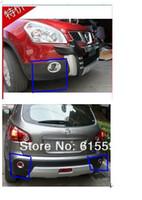 Wholesale front amp Rear Fog Light Lamp cover for QASHQAI DUALIS Car trim