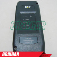 317-7485 - 100 brand new original authentic communication Adapter ET III truck diagnose tool support Multiple languages ET3