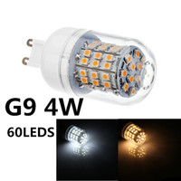 Wholesale Hot Sale G9 W LED Light Bulbs LEDs SMD3528 LM Warm Cold White Light LED Corn Bulb V Degree High Bright LED Bulbs