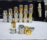 iron man mod - New arrival Iron Man Exclusive design stainless steel depachable DIY battery mod only for electronic cigarette