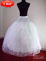 Wholesale In Stock Cheap wedding accessory discount wedding petticoat ball gown wedding dress hoop wedding petticoat