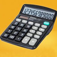 Wholesale Powerful units dual power CALCULATOR Counter calculating machine Hot popular cheap practical calculators Exclusive useful calculators