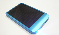 Wholesale Free DHL Hot Sales Solar Charger for mobile Phones digital camera IPAQ mp3 mp4 full mah universal portable solar