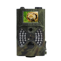 QLM Yes Yes 850NM IR 12MP Pictures 1080P HD video high quality digital IR hunting trail camera (without MMS) Free Shipping