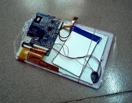 Bateria original do polímero do lítio de 3.7V 2200mAh para o allwinner A33 A23 do PC da tabuleta do androide 7inch Q88 Q8