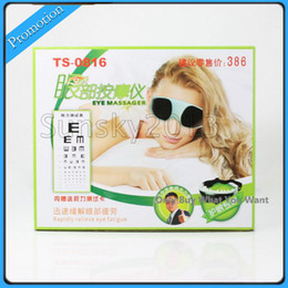 Wholesale Electric Eye Care Fatigue Relief Vibration Massager
