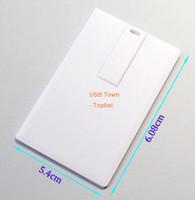 Wholesale Genuine True Capacity NO Upgrade name card Style USB Drive GB GB GB GB GB GB Thumb Stick Memory Flash Pendrives free logo service